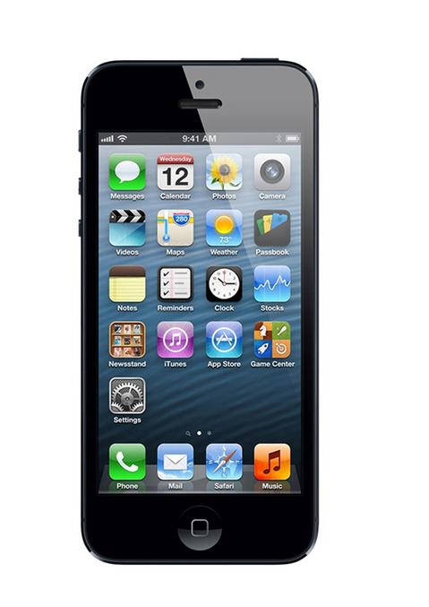 iPhone 5, 5C, 5S reparation