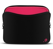 "Be.ez LA robe Macbook fodral 15.4"" Black/Raspberry"