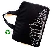 BaooBaoo - Recycled Sleeve Black 15,6