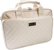 KRUSELL Coco Laptop Slim Väska upptill 16 tums - Vit/Cream