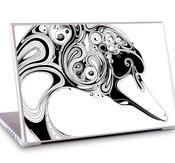 """MacBook Air 11,6"""" Skins GelaSkins - Swan"""