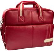 """KRUSELL Gaia notebook-/Macbook väska upptill 16"""" - Röd"""