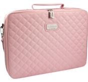KRUSELL Coco Laptop Slim Väska upptill 16 tums - Rosa
