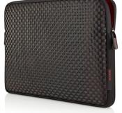 "Belkin Merge notebookfodral PVC/nylon - 15-16"" - svart/röd"
