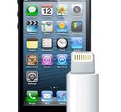Laga laddarkontakt / Dock iPhone 5
