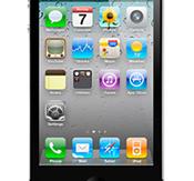 iPhone 4 skärmbyte / glasbyte